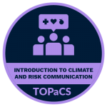 Climate Risk Communication