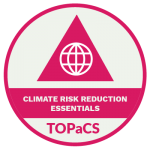 climate risk reduction essentials